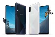 Samsung trình làng bộ đôi Samsung A50s và A30s với nhiều cải tiến