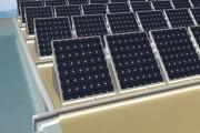 Dùng ánh sáng mặt trời tạo ra điện và nước sạch