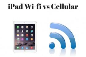 Nên mua iPad có 4G hay chỉ wifi