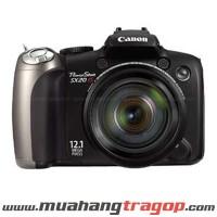 Máy ảnh Canon POWER SHOT SX 20 IS