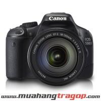Máy ảnh Canon EOS 550D (EF S18-55IS)
