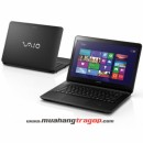 Laptop Sony Vaio SVF1421QSG Black, White