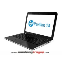 Laptop HP Pavilion 14-n022TX NB PC A-P (F0C73PA#UUF) Mineral Black
