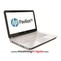 Laptop HP Pavilion 14-n020TU NB PC A-P (F0C79PA#UUF) Silver