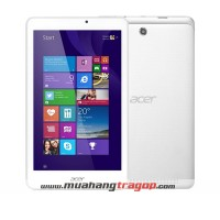Máy tính bảng Acer Iconia W1-810 UMA2Cw 3T White