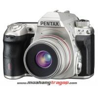 Máy ảnh Pentax K-3 II Silver Limited Edition