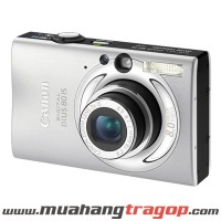 Máy ảnh Canon IXUS 80IS