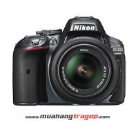 Máy ảnh Nikon D5300 (18 - 55 VRII)