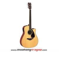 Đàn Acoustic Guitar Yamaha FGX720SCA (Có EQ)