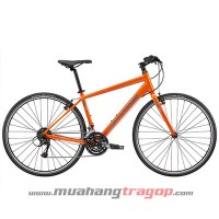 Xe đạp thể thao Cannondale Quick 6 2017 Orange