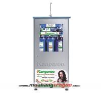 Máy lọc nước RO Kangaroo KG 102 (Vỏ Inox không nhiễm từ)