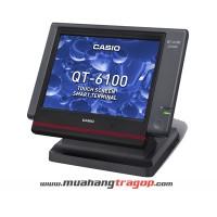 Máy tính tiền Casio QT-6100 - Sử dụng cho mô hình nhà hàng, cà phê