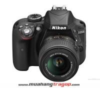 Máy ảnh Nikon DSLR D3300 ( 18 – 55 VRII )