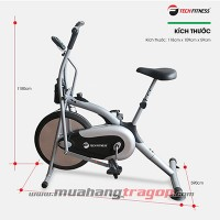 Xe đạp tập thể dục TechFitness TF-01