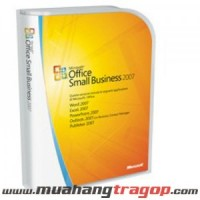 Office Pro 2007 Win32 English 3PK DSP OEM W/OfcPro Tri No CD