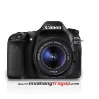 Máy ảnh Canon EOS 80D 18-55 STM