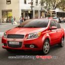 Chevrolet AVEO 1.4L LT