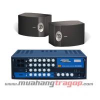 Gói 3:ĐẦU KARAOKE HANET PLAYX ONE 1TB +  AMPLI JARGUAR SUHYOUNG PA-305XG và LOA BOSE 301-V