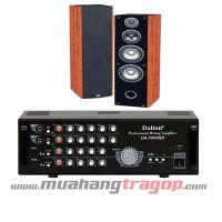 Gói 2: ĐẦU MÁY ARIRANG SMART K+ và AMPLI DALTON DA-7000XB + LOA DALTON LS-901