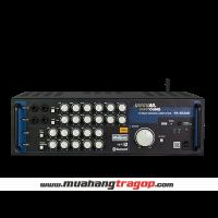 Dàn Karaoke 02 (Micro Music Wave HS-1515 - Cặp loa thùng Prodio KSP-490 - Amply Jarguar Suhyoung PA-503AB)