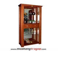 Tủ trưng bày - Tủ rượu Le Lumber HF 019-3