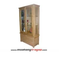 Tủ trưng bày - Tủ rượu Le Lumber HF 019-1