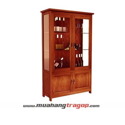 Tủ trang trí - Tủ rượu Le Lumber HF 019-4