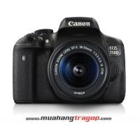 Máy ảnh Canon EOS 750D Kit (EF-S18-55mm IS STM)