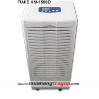 Máy hút ẩm FujiE HM-1500D bảng điều khiển LCD