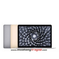 Macbook 12 inch/1.1GHz (Dual-core Intel Core M Turbo Boost up to 2.4GHz) - MF855SA/A Silver