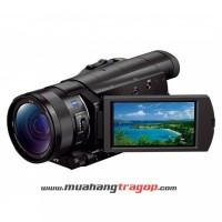 Máy quay phim Sony FDR-AX100E